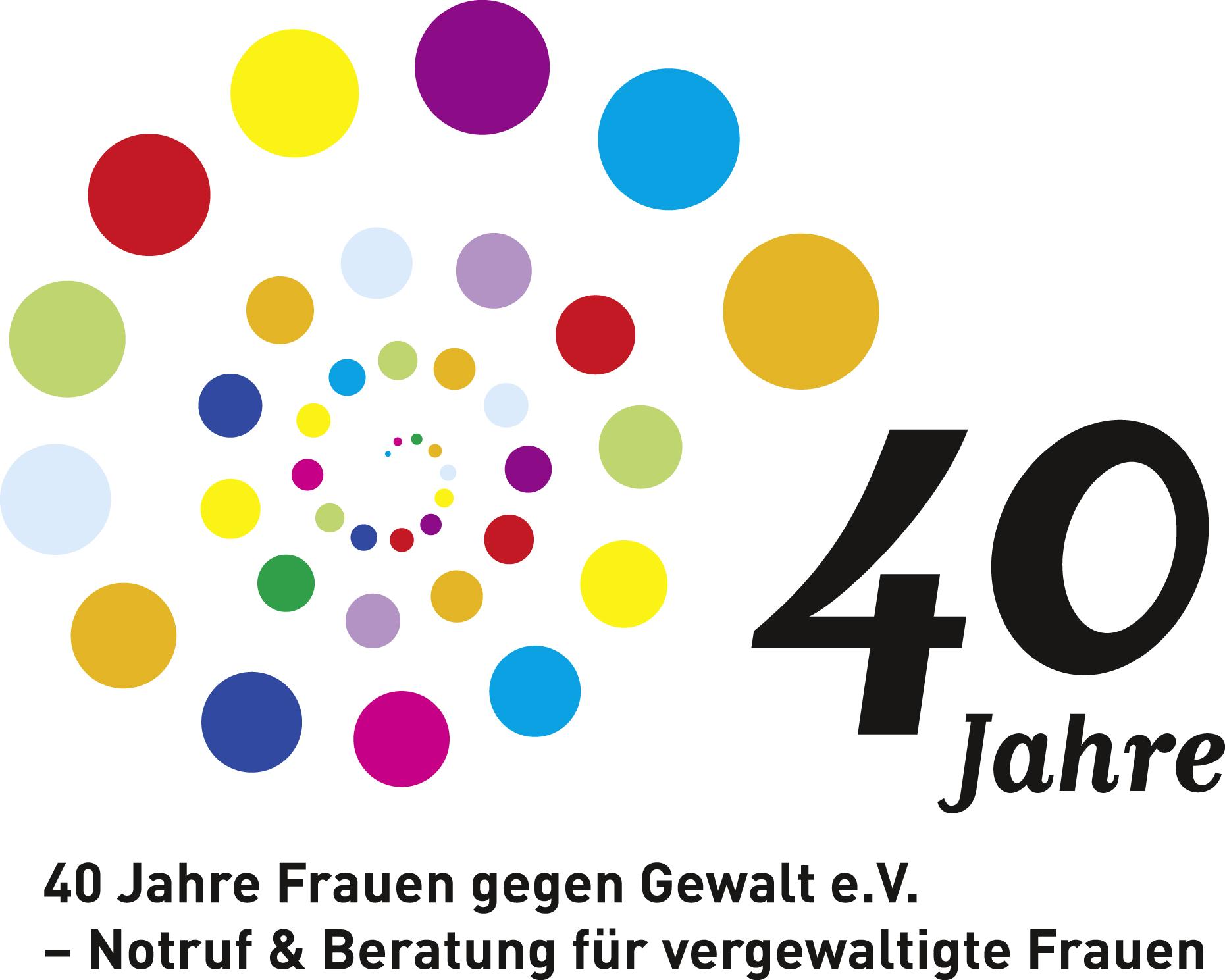 40 Jahre Frauen gegen Gewalt e.V. Köln
