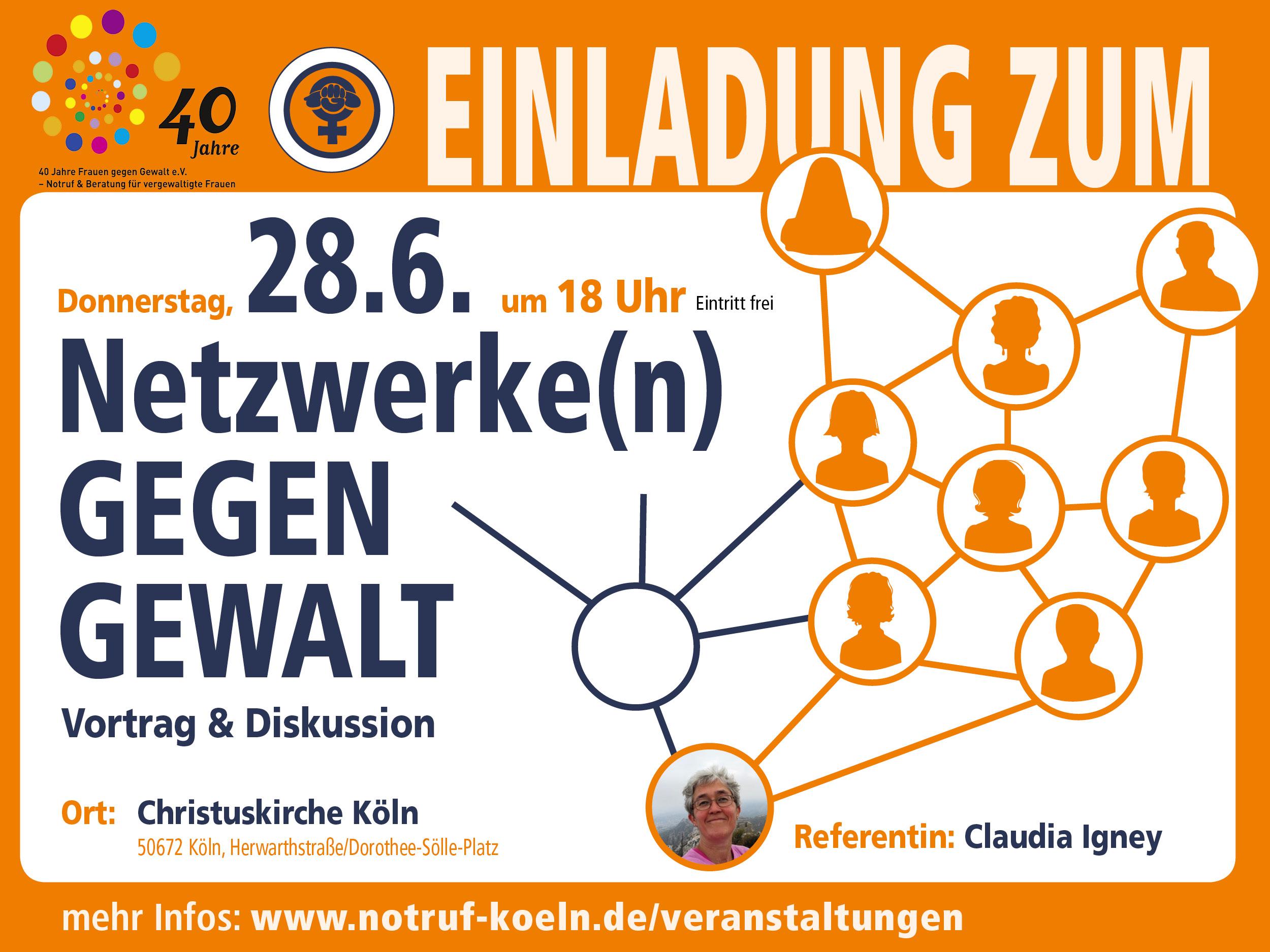 28.6.2018: Netzwerke(n) gegen Gewalt