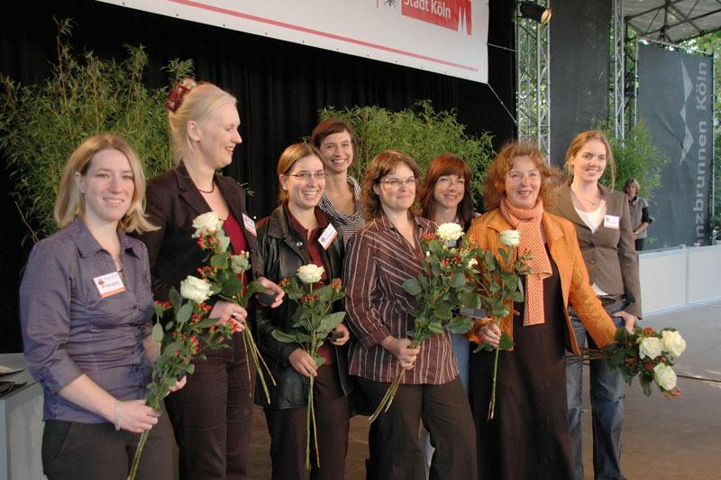 14.09.2008: Ehrenamtspreis