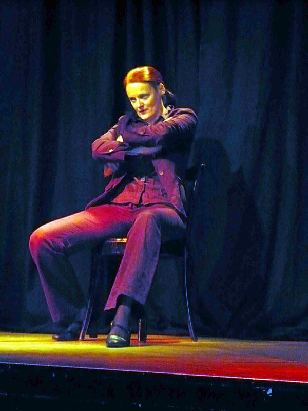 """21.11.2009: Theaterstück """"Jenseits vom Tag"""""""